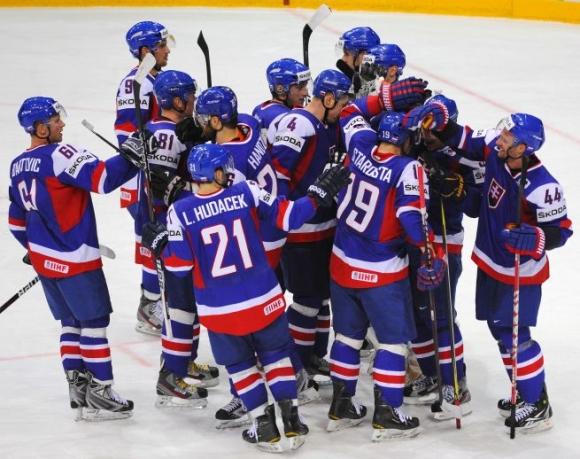 USA - Slovensko 2:4