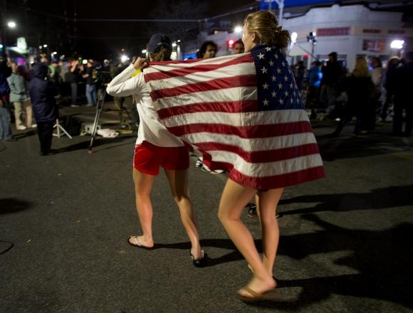 Obrazom: Boston oslavoval dolapenie druhého teroristu