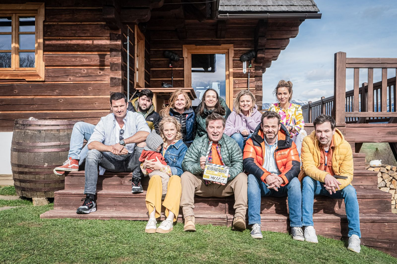 J. Koleník dotočil novú evitovku V lete ti poviem, ako sa mám: Rumunské herečky sú osviežením