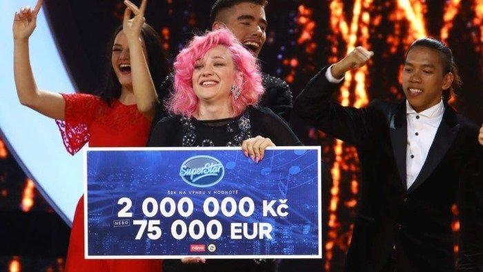 SuperStar 2018: Víťazkou sa stala Tereza Mašková