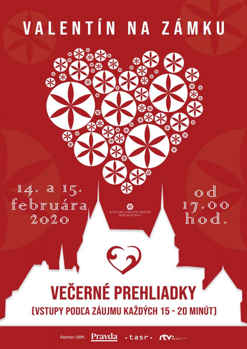 Romantický Valentín na romantickom Bojnickom zámku