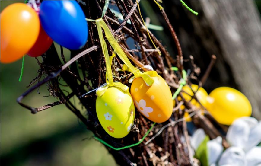 Veľkonočné sviatky slávia vo svete rôzne, čítaním aj modelovaním masla