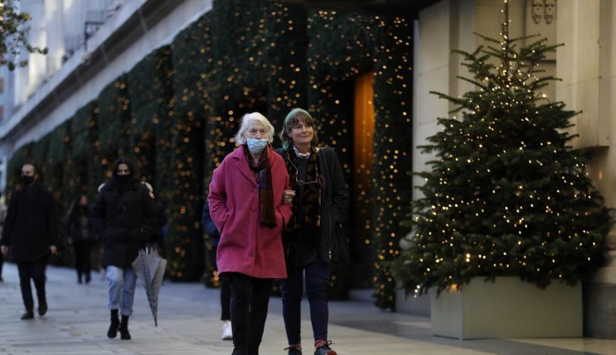 WHO: Oklieštené Vianoce sú najbezpečnejšia taktika