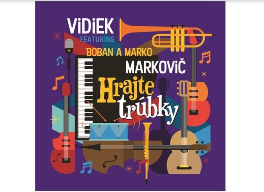 Vidiek sa v novinke Hrajte trúbky spojil s hviezdami world music