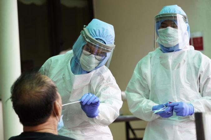 Koronavírus vo svete aj na Slovensku