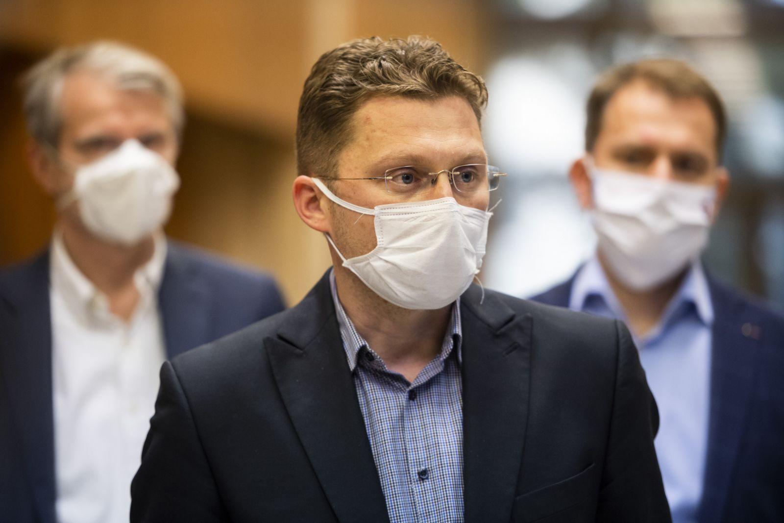 Visolajský: Nepotrebujem tri hodiny na štábe počúvať koaličnú hádku, bijú sa o voliča ako dva mesiace pred voľbami