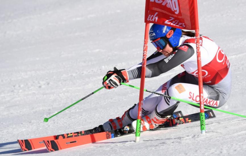 Vlhová postúpila do hlavnej súťaže paralelného obrovského slalomu v Lech-Zürs