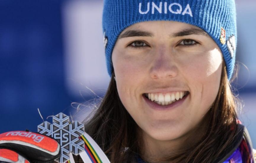 MS 2021: Vlhová získala striebro v slalome (video)