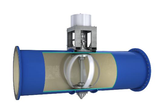 Úžasný startup projekt – elektrina sa vyrába vo vodovodnom potrubí, stačí spláchnuť!