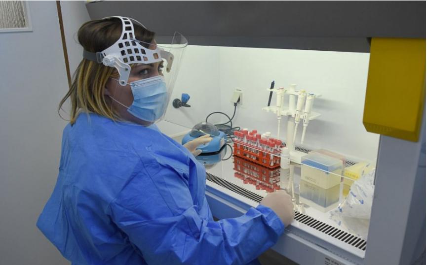 Vedci objavili protilátku so silným neutralizačným účinkom voči covidu
