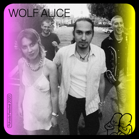 Víťazi Mercury Prize Wolf Alice na Pohode 2020
