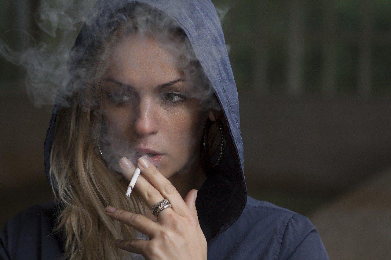 Mentolové cigarety