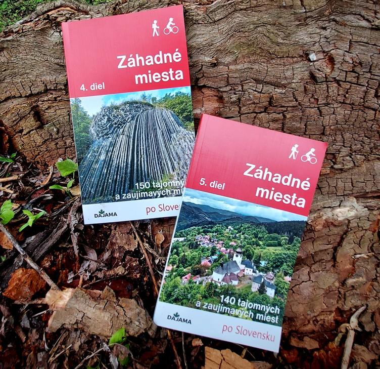 Poznáte Záhadné miesta na Slovensku?