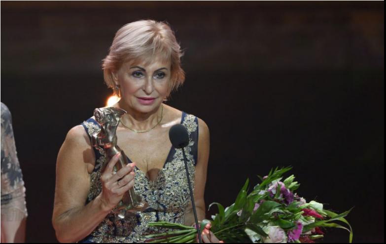 Absolútnou Slovenkou roka 2021 sa stala Želmíra Komorechová