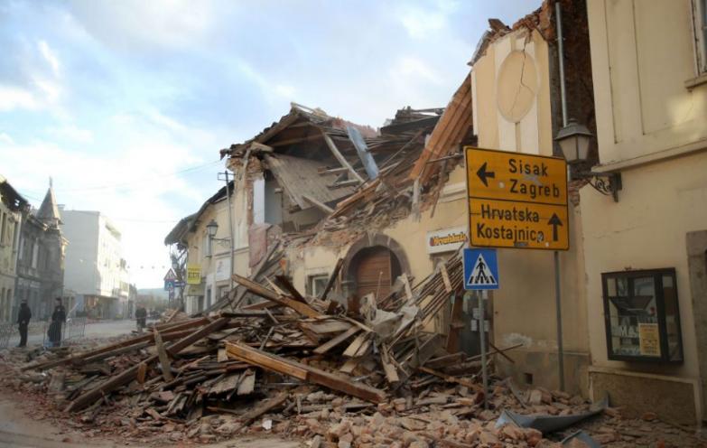 Chorvátsko zasiahli ďalšie dve zemetrasenia s magnitúdou 4,7 a 4,8