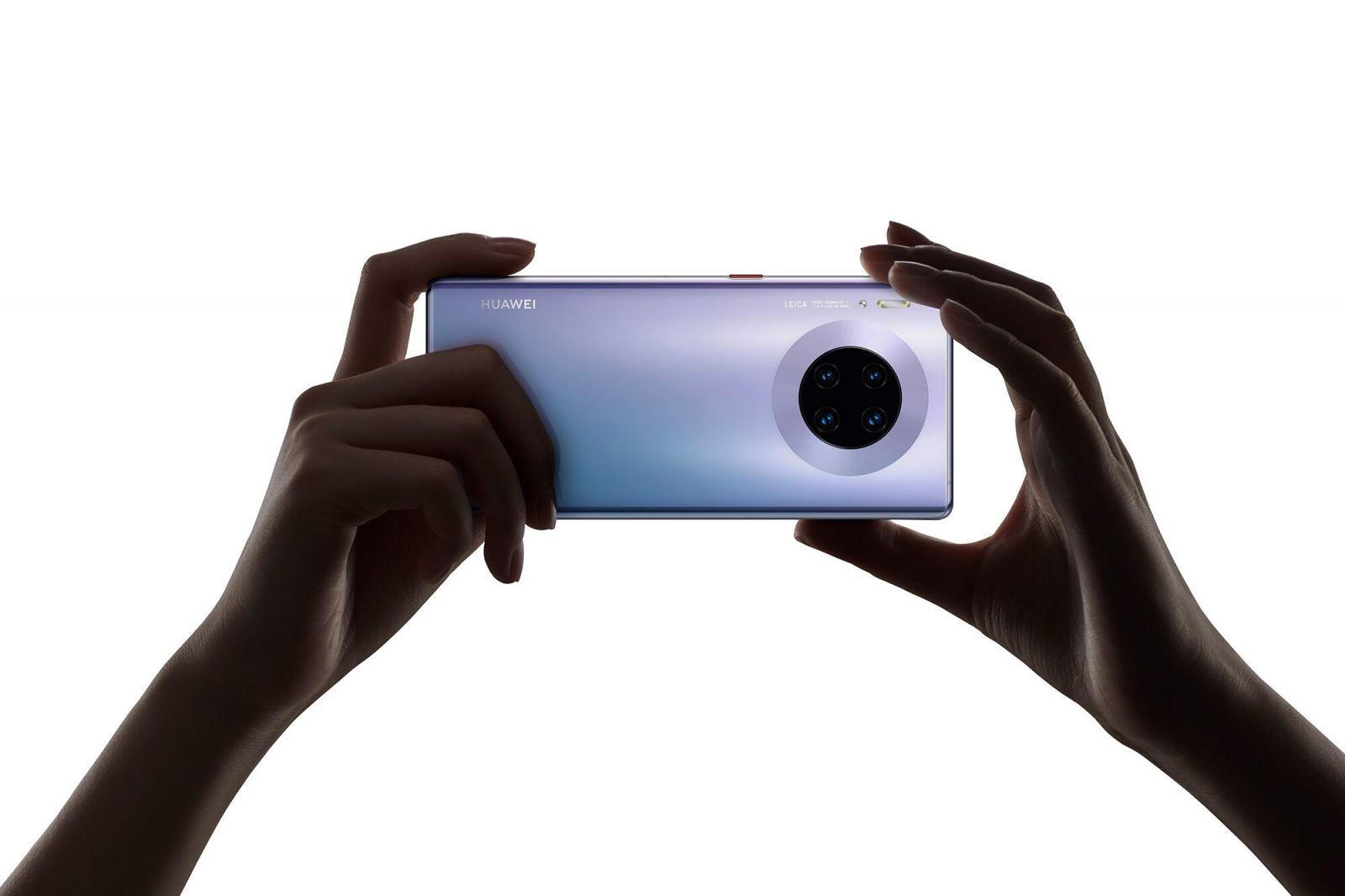 Foto: Nová séria Huawei Mate 30 sa sústredí na výkon, dizajn a fotoaparáty