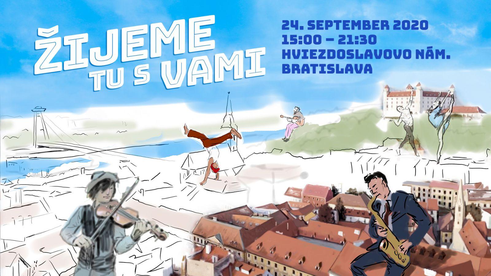 Režisér N. Slovák organizuje festival na podporu robotníkov kultúry