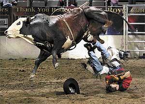Rodeo v kansas city prinieslo dramatické okamihy aj pre lancea