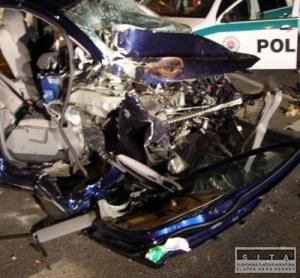 Pri nehode zomreli dve osoby, vážne zranené je 4-mesačné dieťa