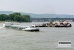 Dve nákladné lode sa zrazili dnes ráno na riečnom kanáli dunaja