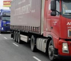 c303a642f BRATISLAVA/TRNAVA 18. decembra (WEBNOVINY) - Kamión, ktorý mal prepraviť  takmer 400 televízorov do Nemecka, zmizol.